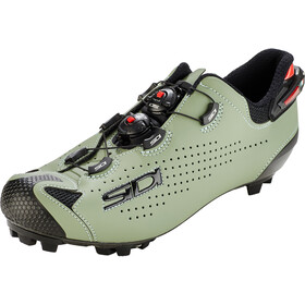 Sidi MTB Tiger 2 Shoes Men, black/sage/green